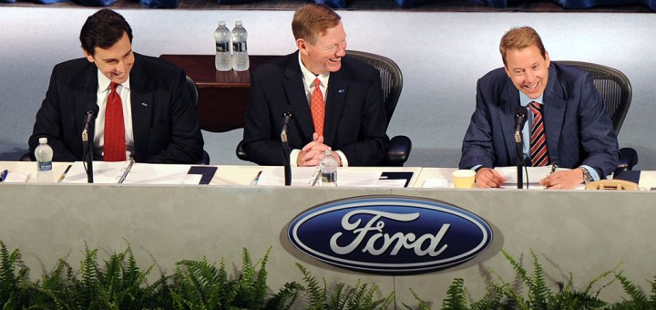 2014 Ford Motor Company Annual Shareholders Meeting