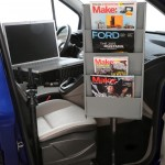 2014 Ford Transit Connect Hackmobile 4