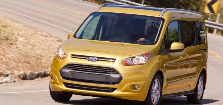 2014 Ford Transit Connect Wagon 2