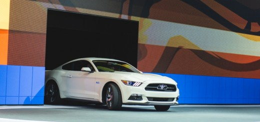 2015 Ford Mustang 50th Anniversary Limited Edition 05