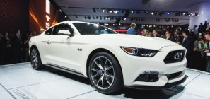 2015 Ford Mustang 50th Anniversary Limited Edition 17