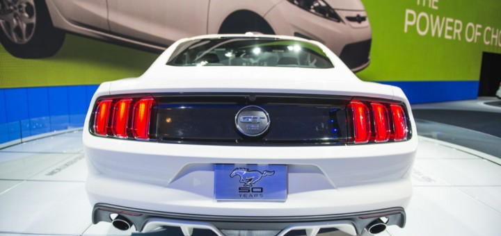 2015 Ford Mustang 50th Anniversary Limited Edition 34
