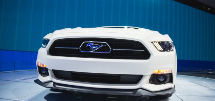 2015 Ford Mustang 50th Anniversary Limited Edition 43