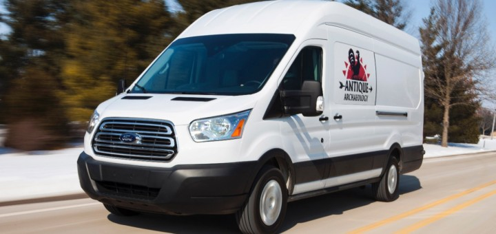 2015 Ford Transit - American Pickers 1