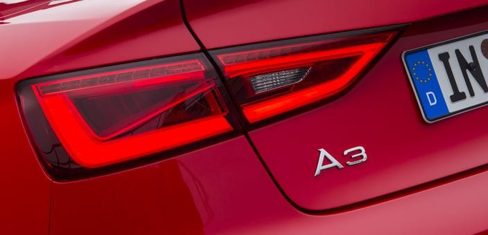 Préférence Audi A3 U.S. Rollout Schedule And Timetable NL57