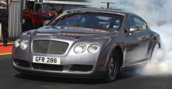 Bentley Continental GT Webster Race Engineering 3000 HP