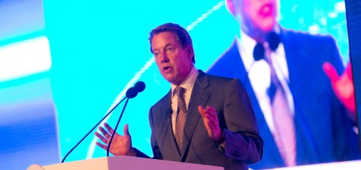 Bill Ford speaking at Yenikoy plant in Turkey