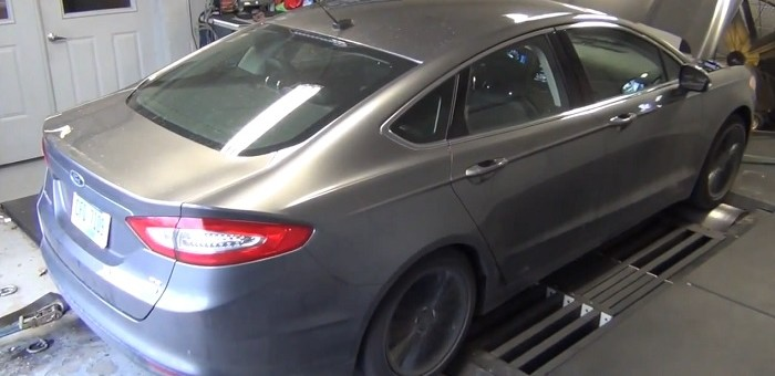 Ford Fusion Livernois Tune Video