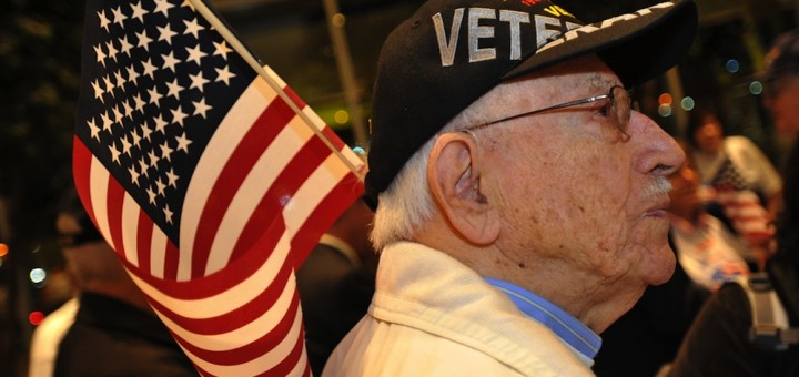 Ford Motor Company Fund Sponsors Honor Flight