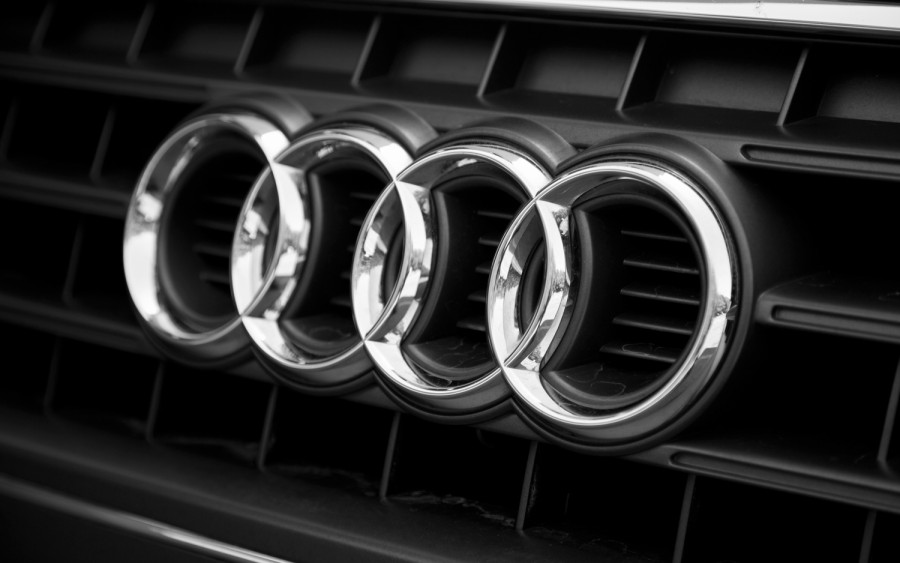 Audi Sales Figures December US - Audi emblem