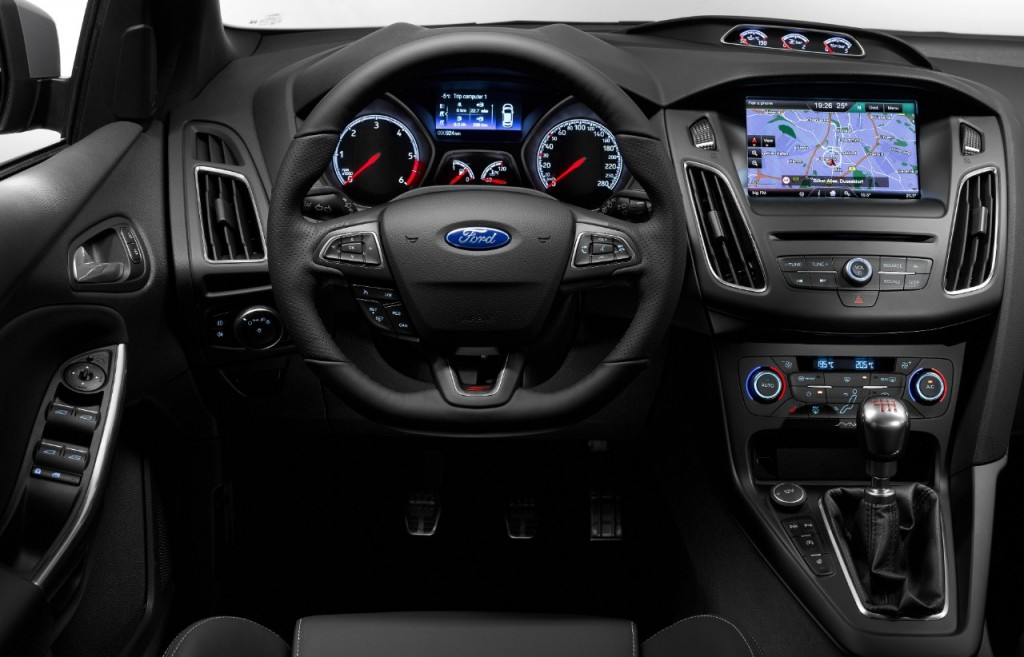 2015 Ford Focus ST 3