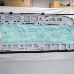 2015 Ford Transit Five-Row Side-Curtain Airbag 01