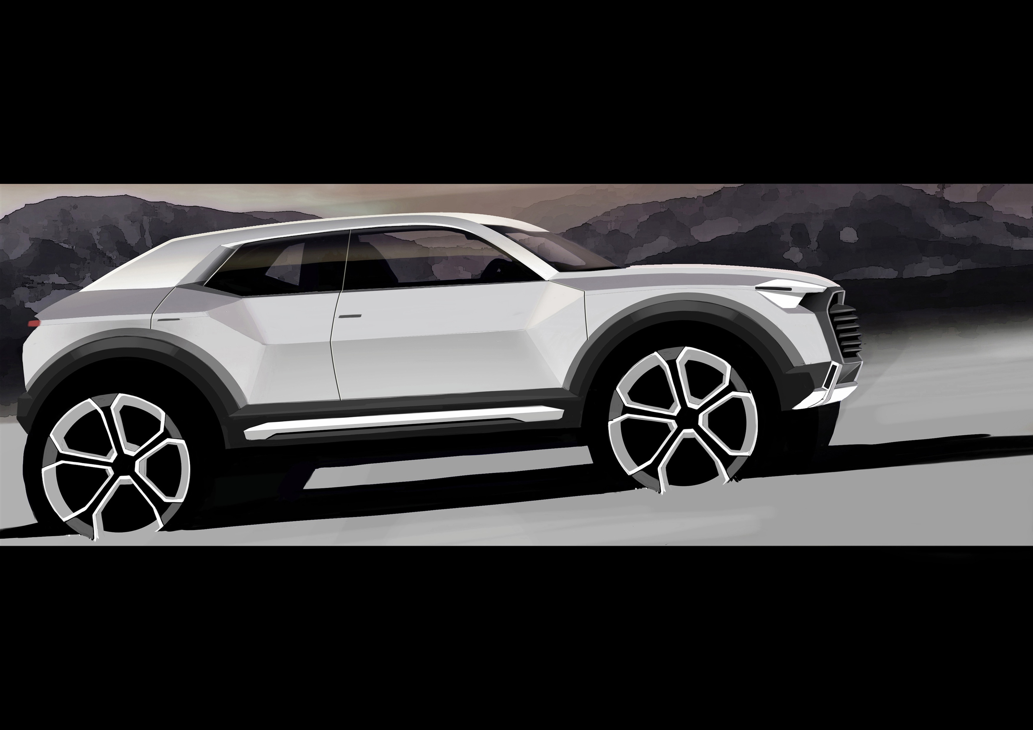 Audi Q1 To Start A New Category Of Sub Sub Compact City Cuvs