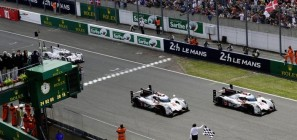 Audi at 2014 Hours of Le Mans 1