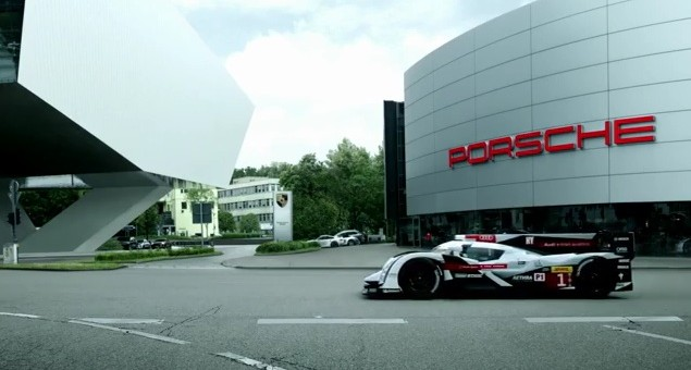Audi welcomes Porsche back to 24 Hours of Le Mans 2
