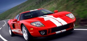 All-aluminum Ford GT