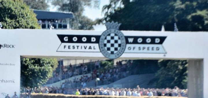 Goodwood Festival of Speed logo