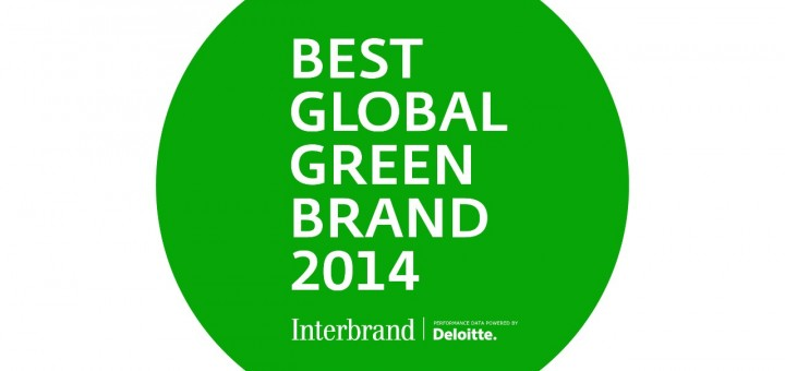 Interbrand Best Global Green Brand 2014 - Ford