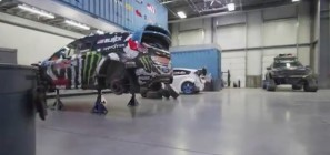 Ken Block Hoonigan Racing HQ Headquarters Tour