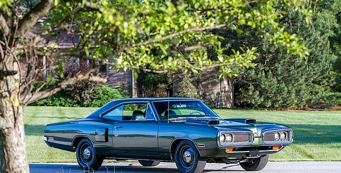 Photo courtesy of Mecum.