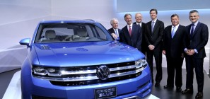 VW CrossBlue Midsize SUV Announcement - Chattanooga Tennessee 1
