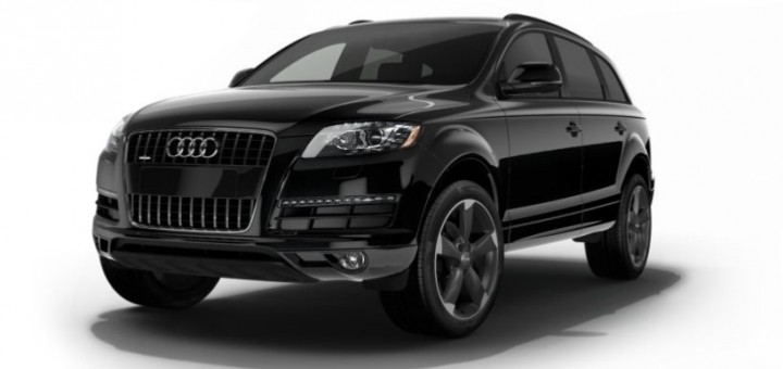 2015 Audi Q7 Offroad Style plus package