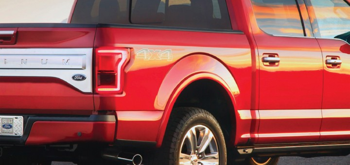 All-New F-150 Seamless Sliding Rear Window