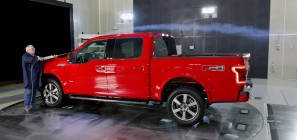 2015 Ford F150 windtunnel