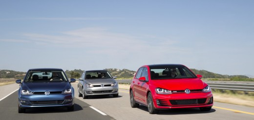2015 Volkswagen Golf Family 1