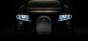 Bugatti Galibier Press Shot Front