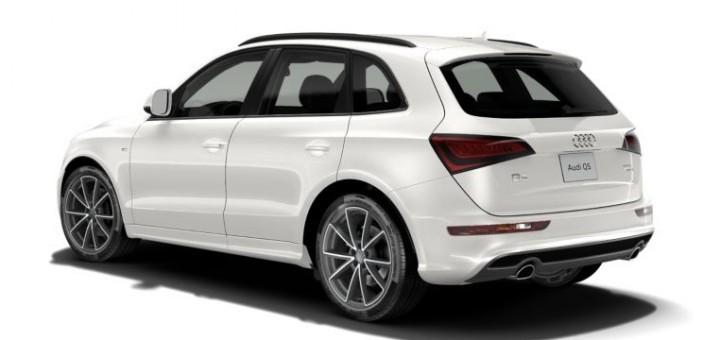 2015 Audi Q5 High-Gloss Black Package