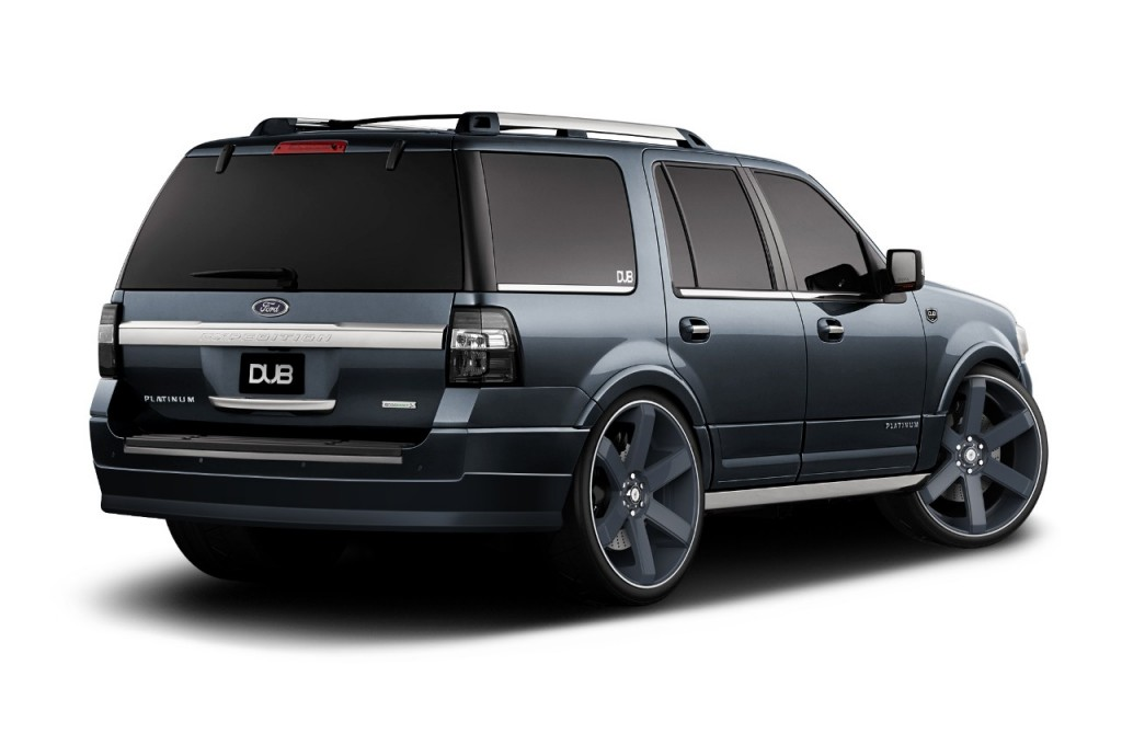 2015 Ford Expedition DUB - SEMA 2014 01