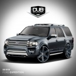 2015 Ford Expedition DUB - SEMA 2014 02