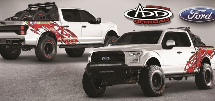 2015 Ford F-150 Baja Conversion Kit ADD Off Road
