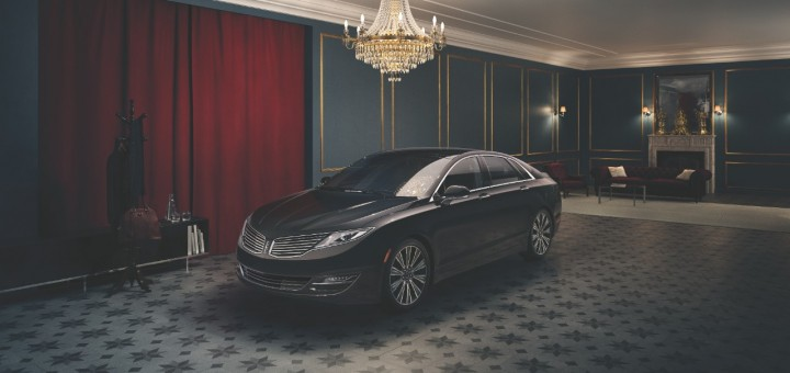 2015 Lincoln Black Label MKZ