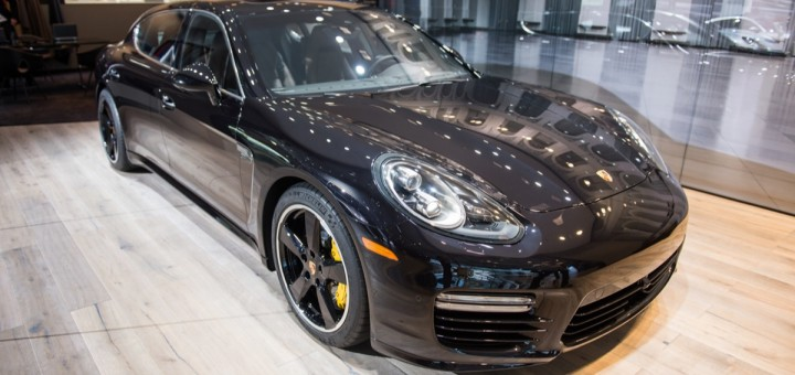 2015 Porsche Panamera Turbo S Executive Exclusive Series - LA 2014 Live 02