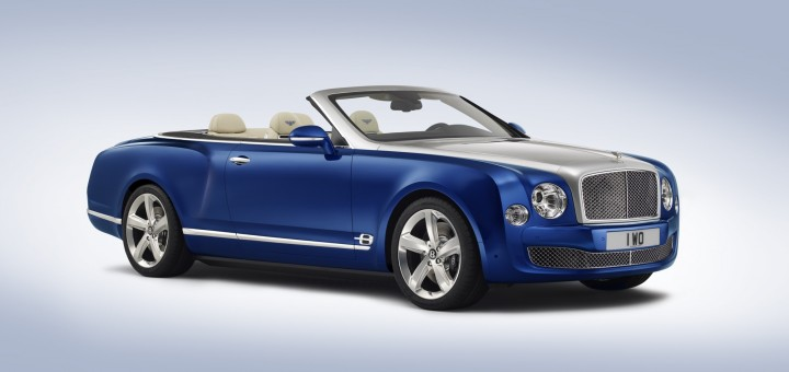 2016 Bentley Grand Convertible Concept 01
