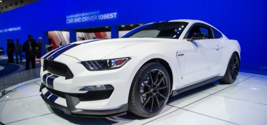 2016 Ford Mustang Shelby GT350 - LA 2014 Live 01