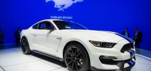 2016 Ford Mustang Shelby GT350 - LA 2014 Live 04