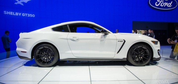 2016 Ford Mustang Shelby GT350 - LA 2014 Live 08