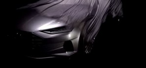 Audi Prologue Concept Teased