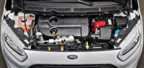 Ford Tourneo Connect Diesel Engine 01