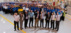 Ford produces 3 millionth Diesel engine at Dagenham 02