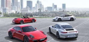 New Porsche 911 Carrera GTS Cars