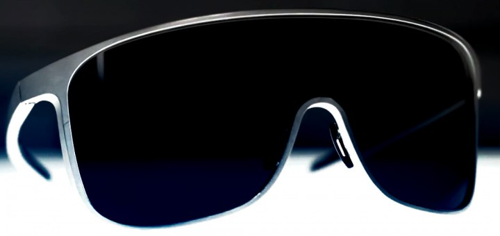 Porsche Design One Piece Sunglasses