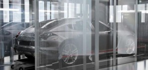 Porsche Pajun Possible Rendering