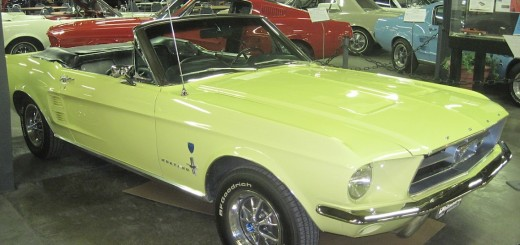 1967 Mustang High Country Special Destin Raybun