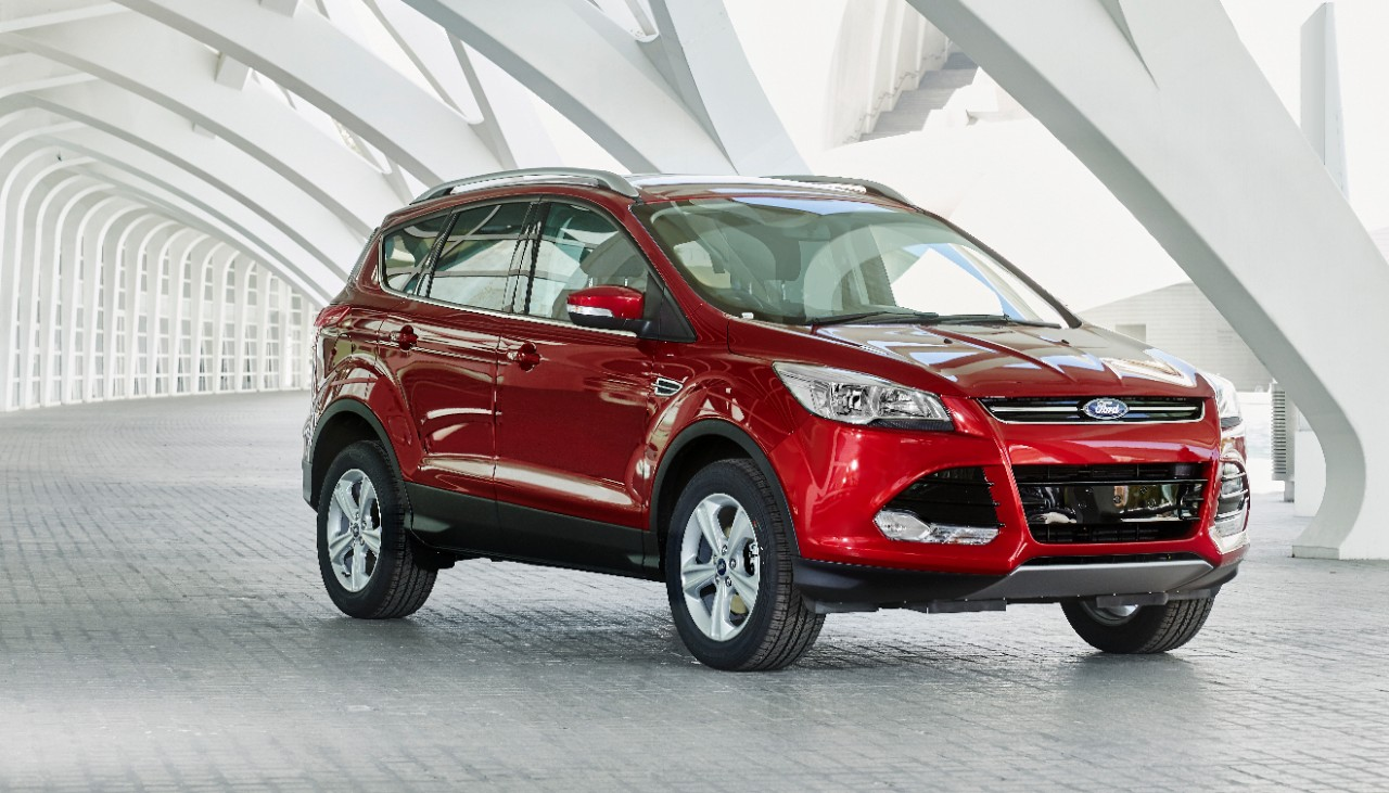 2015 ford kuga gets new diesel petrol gasoline engines. Black Bedroom Furniture Sets. Home Design Ideas