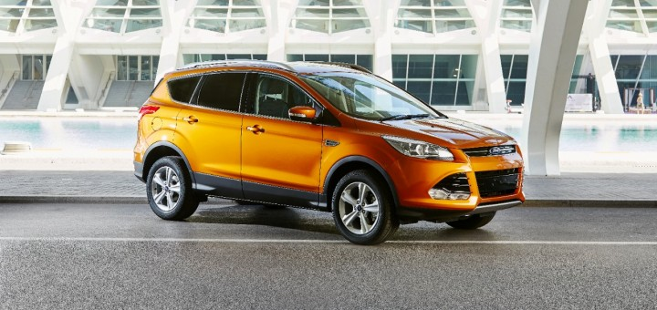 2015 Ford Kuga Tiger Eye Metallic