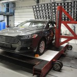 2015 Ford Mondeo Euro NCAP crash test 03